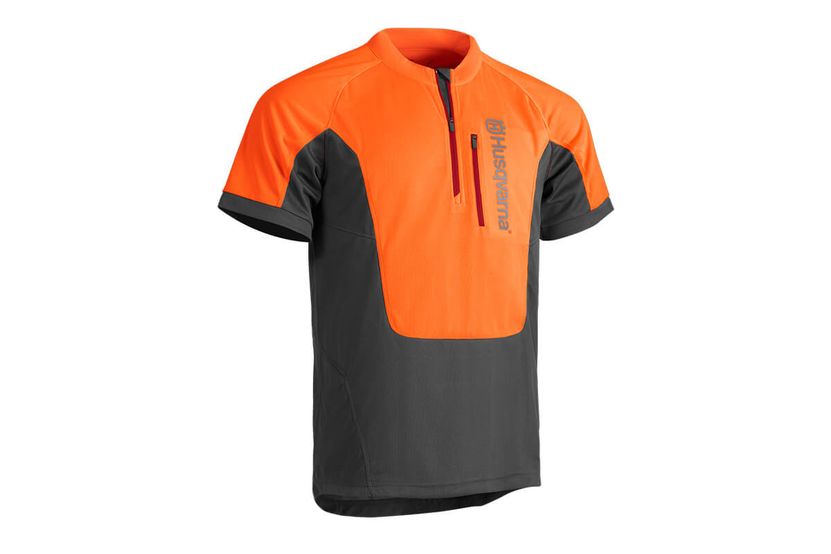 Hi Vis Work T-Shirt Short Sleeve